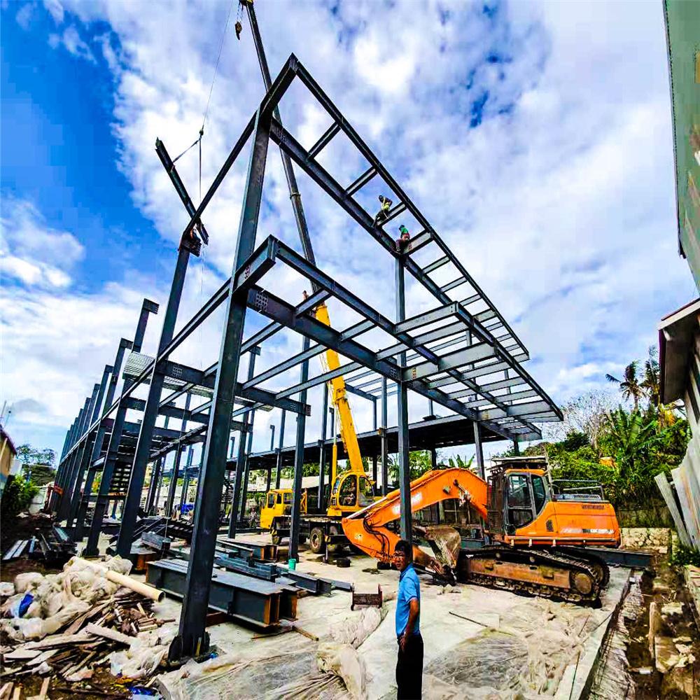 设计钢结构厂房到底需要注意什么呢?