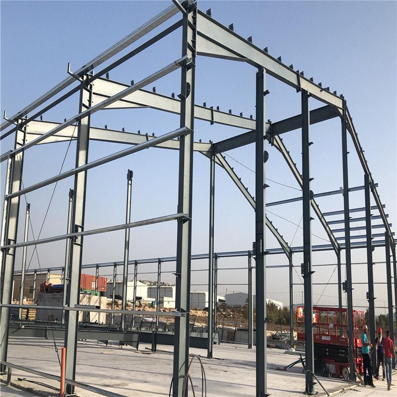商用钢结构搭建阁楼