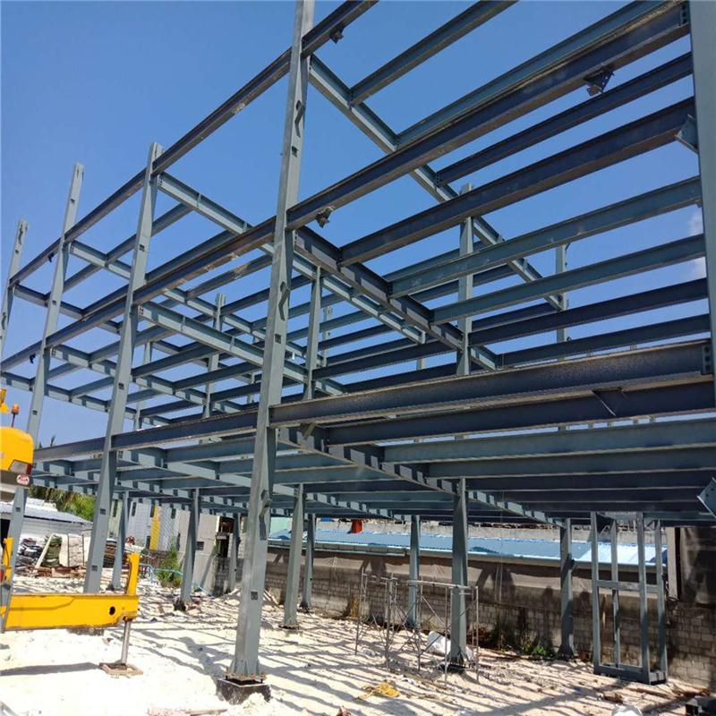 钢结构设计厂房的特点有哪些?