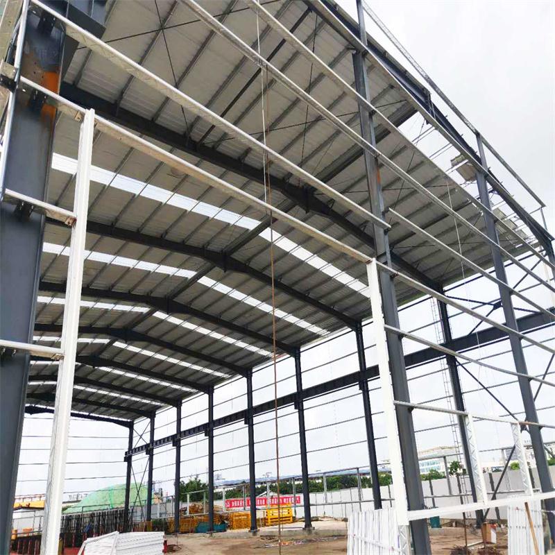 建钢结构厂房价格是多少?