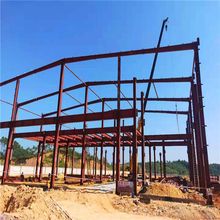 钢结构厂房有哪些优点有那些?