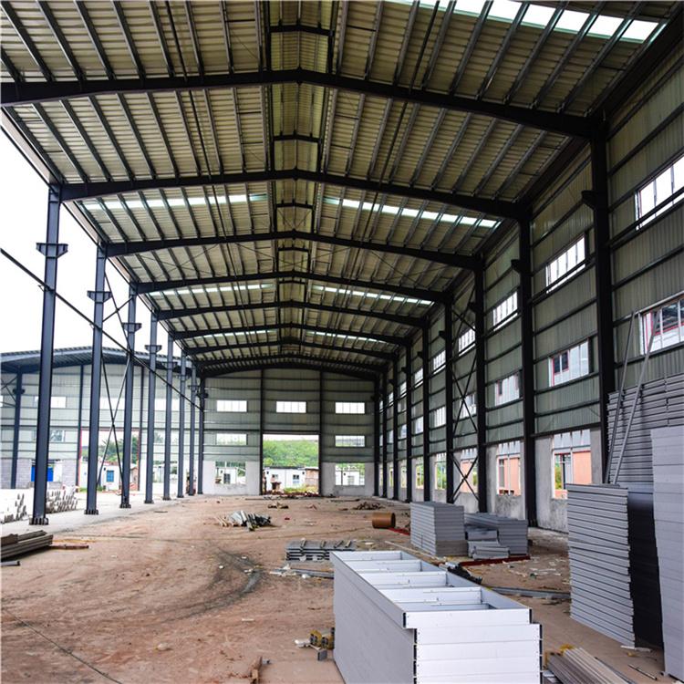 钢构厂房建造成本的影响因素是什么?