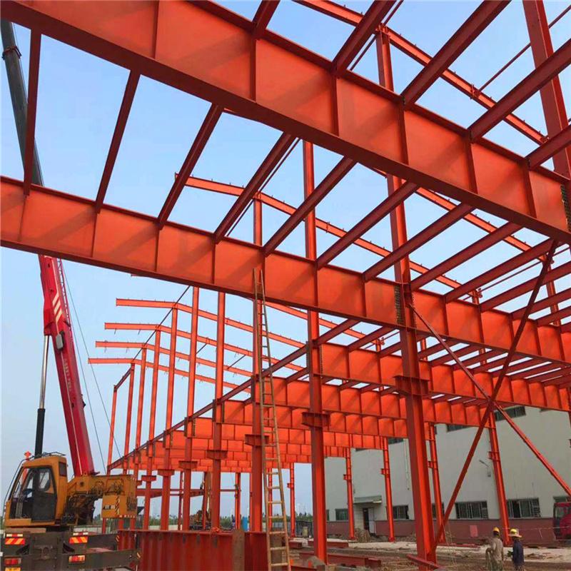钢结构夹层施工方案有什么特点?