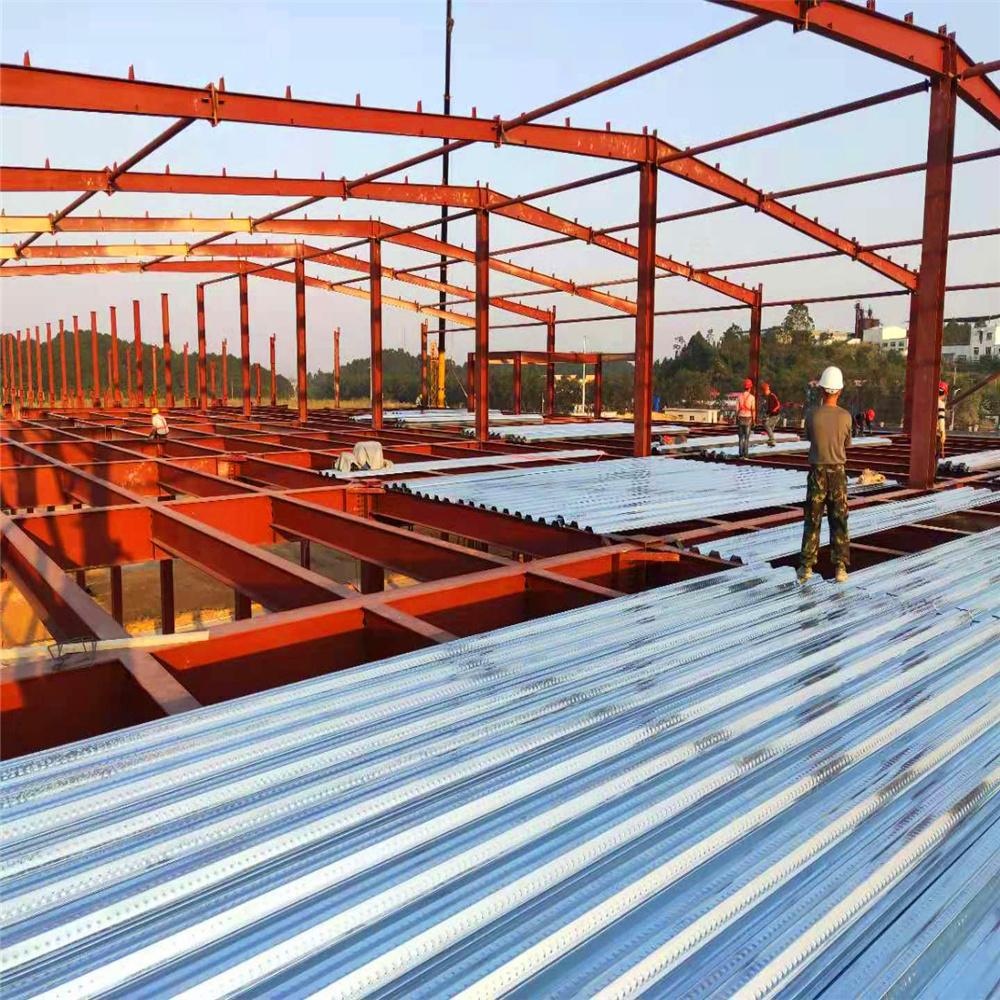钢结构厂房有什么特点?