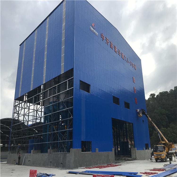 工厂钢架加层施工计划有哪些?